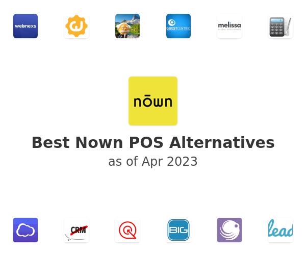 Best Nown POS Alternatives