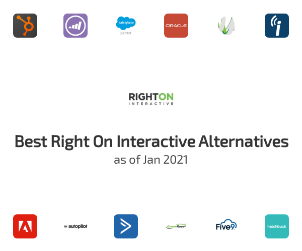 Best Right On Interactive Alternatives