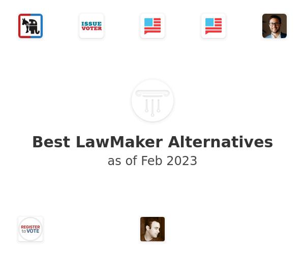 Best LawMaker Alternatives