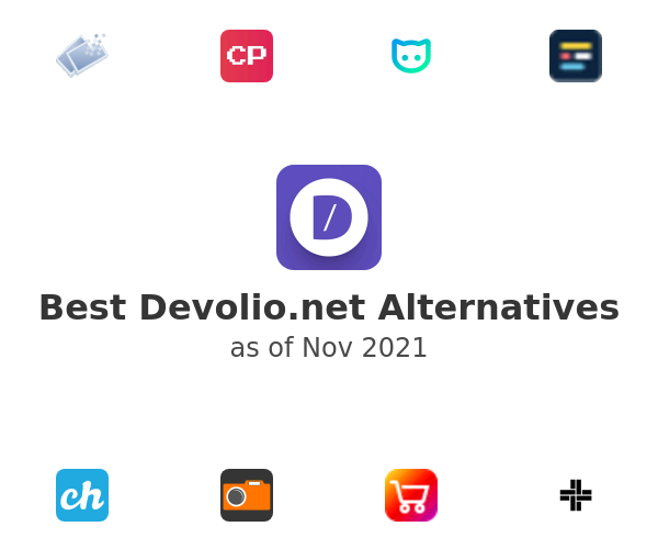 Best Devolio Alternatives