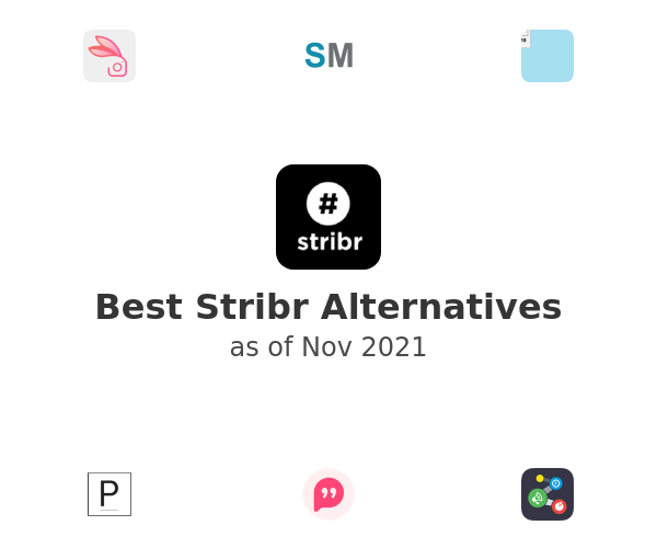 Best Stribr Alternatives