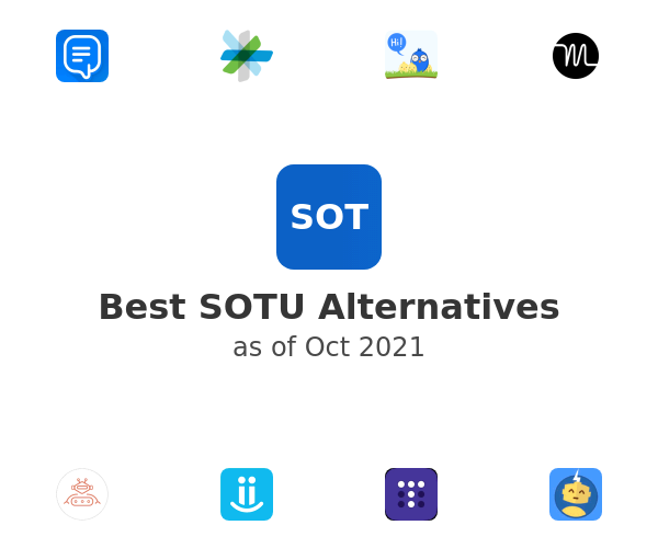 Best SOTU Alternatives