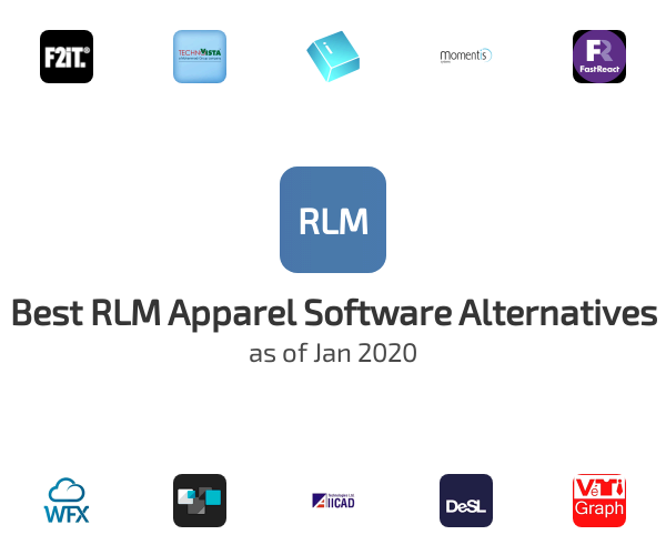 Best RLM Apparel Software Alternatives