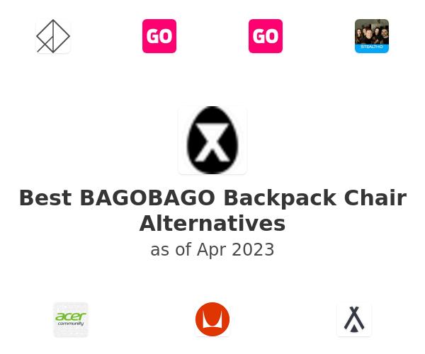 Best BAGOBAGO Backpack Chair Alternatives