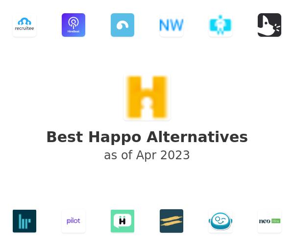 Best Happo Alternatives