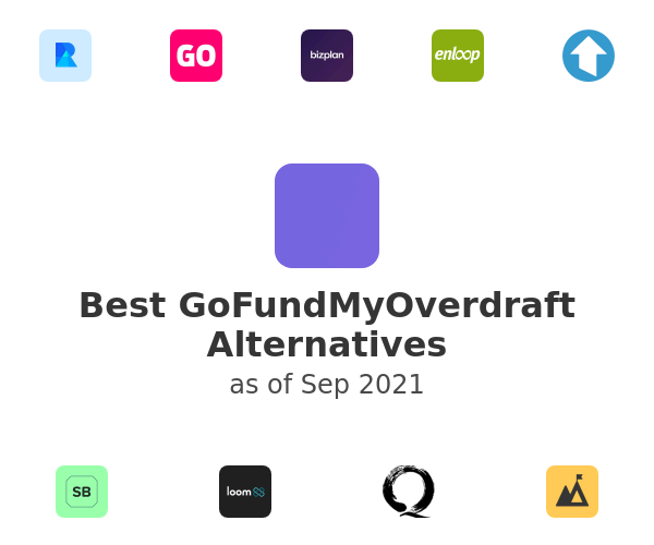 Best GoFundMyOverdraft Alternatives