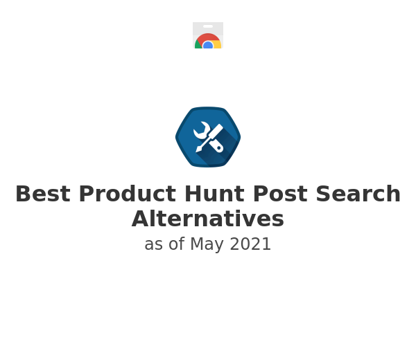 Best Product Hunt Post Search Alternatives