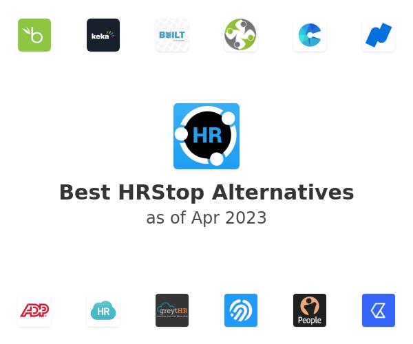 Best HRStop Alternatives