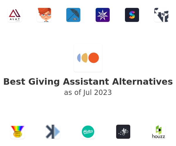 Best Giving Assistant Alternatives