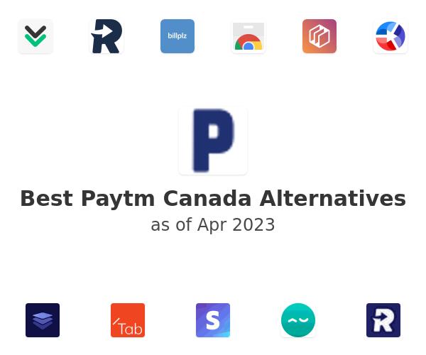 Best Paytm Canada Alternatives