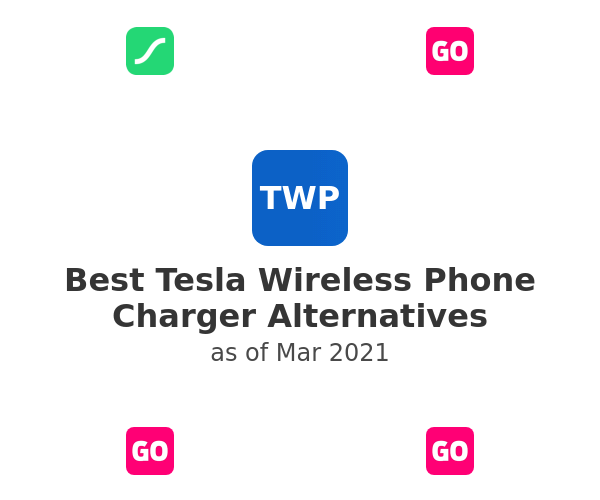 Best Tesla Wireless Phone Charger Alternatives