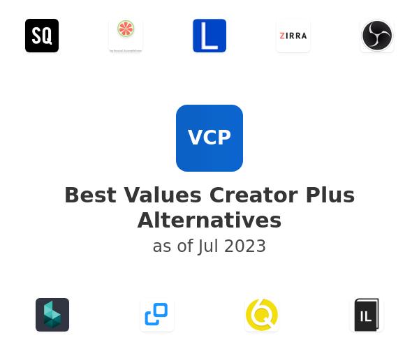 Best Values Creator Plus Alternatives