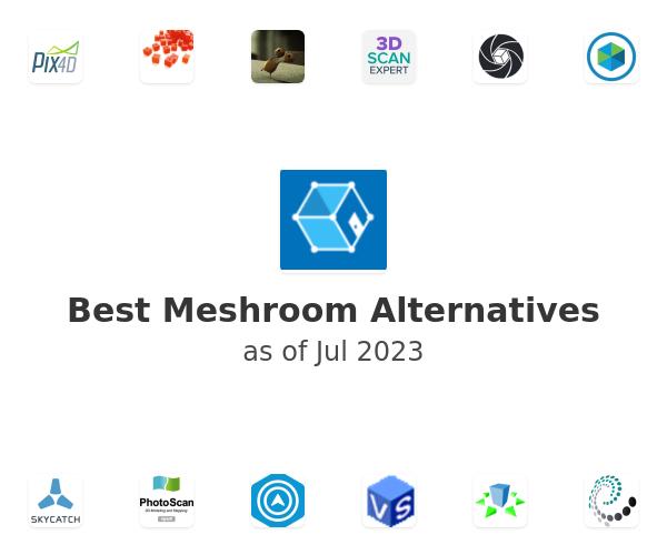Best Meshroom Alternatives