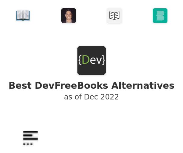 Best DevFreeBooks Alternatives