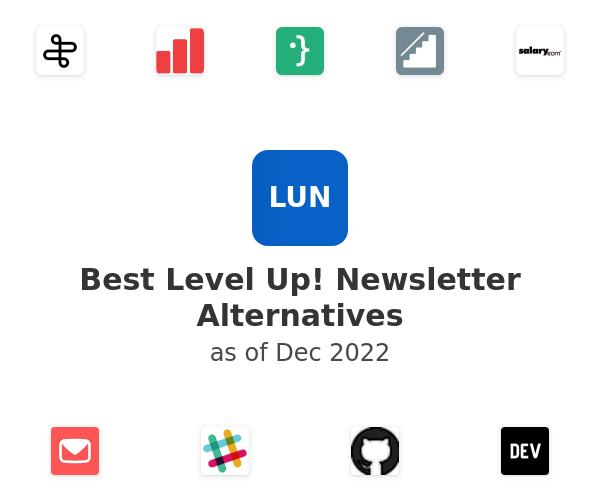 Best Level Up! Newsletter Alternatives