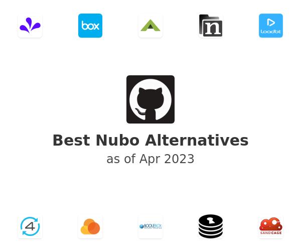 Best Nubo Alternatives