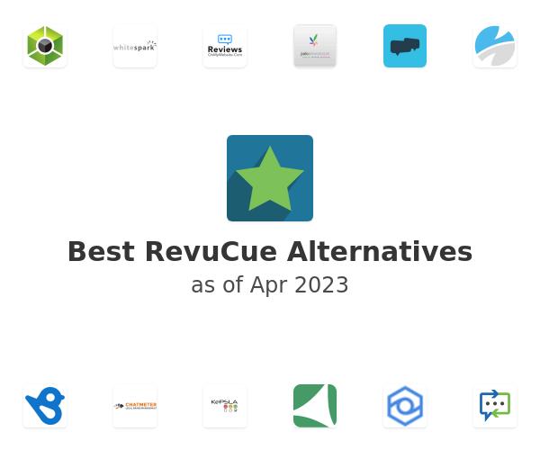 Best RevuCue Alternatives