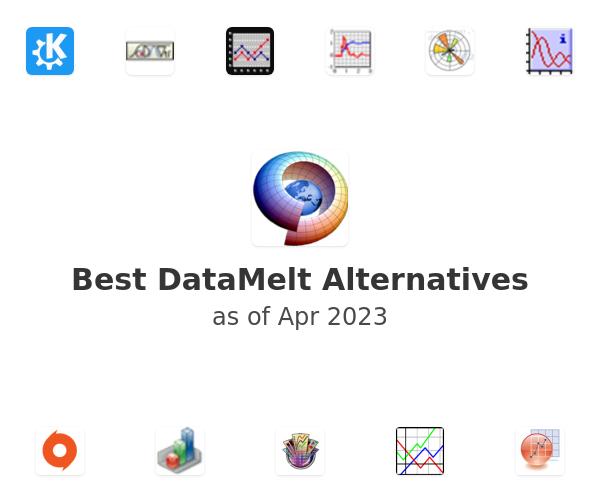 Best DataMelt Alternatives