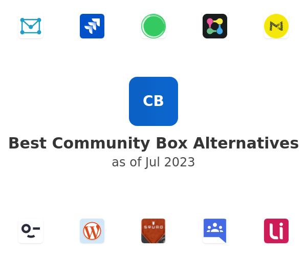 Best Community Box Alternatives