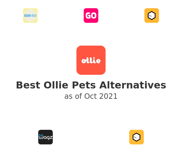 Best Ollie Pets Alternatives