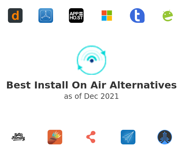Best Install On Air Alternatives