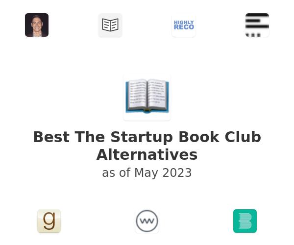 Best The Startup Book Club Alternatives