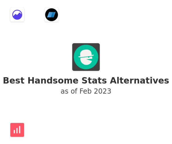 Best Handsome Stats Alternatives