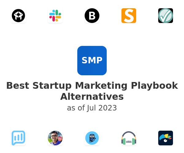 Best Startup Marketing Playbook Alternatives