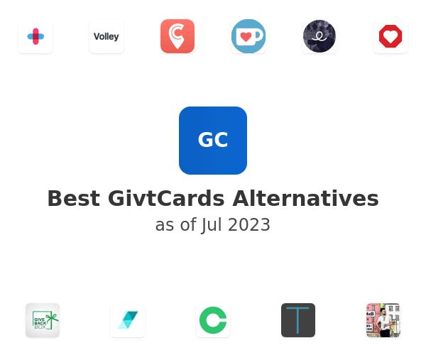 Best GivtCards Alternatives