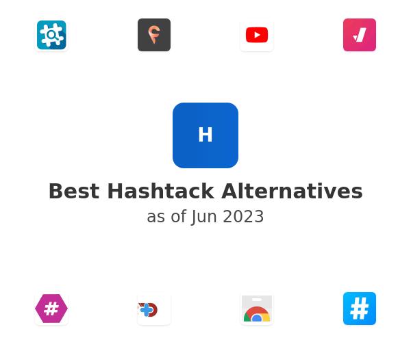 Best Hashtack Alternatives