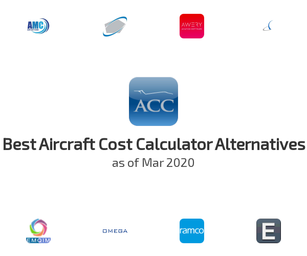 Best Aircraft Cost Calculator Alternatives