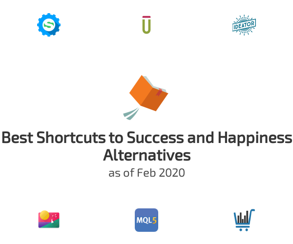 Best Shortcuts to Success and Happiness Alternatives