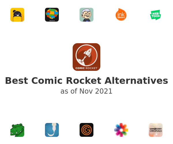Best Comic Rocket Alternatives