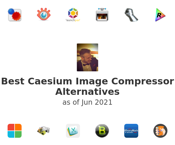 Best Caesium Image Compressor Alternatives