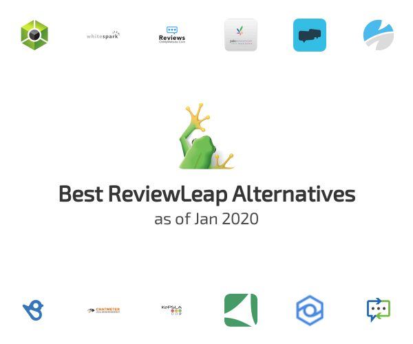 Best ReviewLeap Alternatives