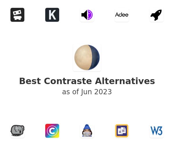 Best Contraste Alternatives
