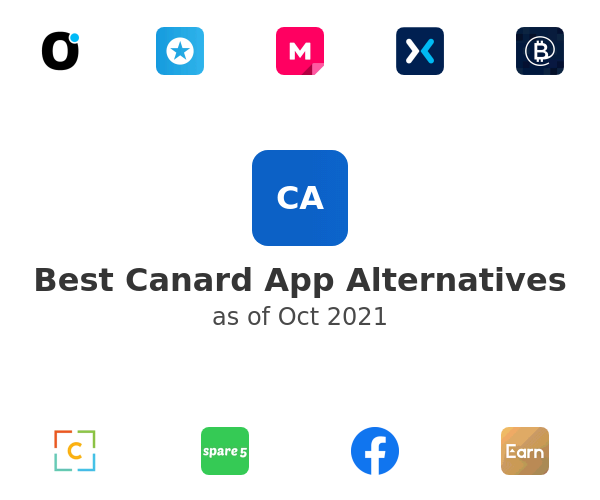 Best Canard App Alternatives