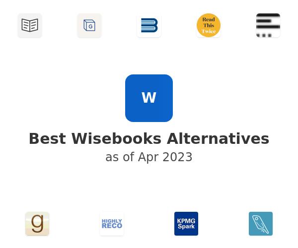 Best Wisebooks Alternatives