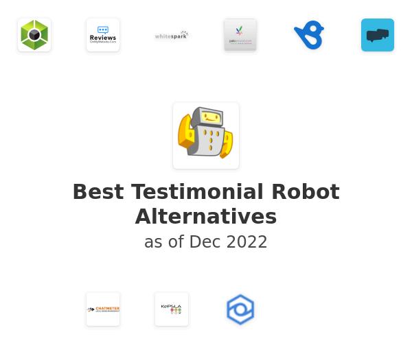 Best Testimonial Robot Alternatives