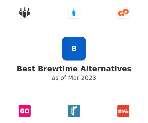 Best Brewtime Alternatives