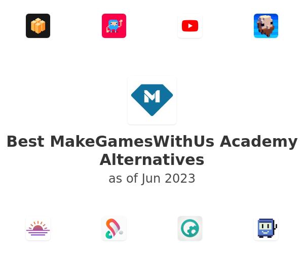 Best MakeGamesWithUs Academy Alternatives