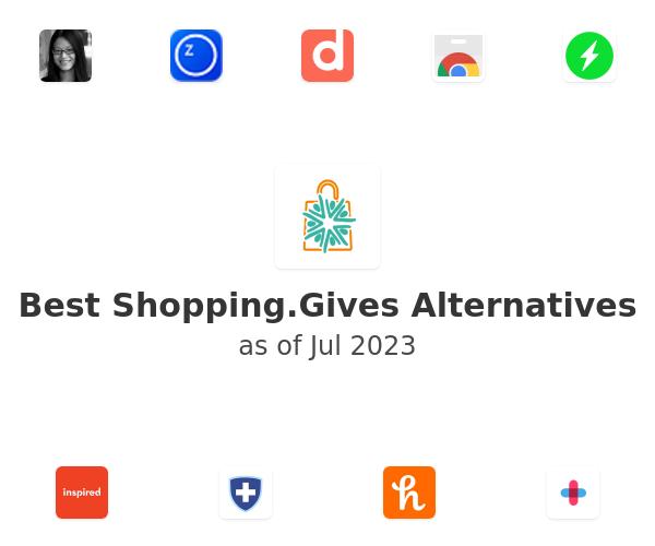 Best Shopping.Gives Alternatives
