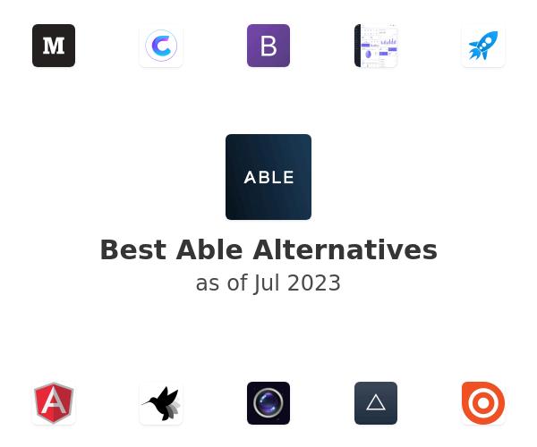 Best Able Alternatives