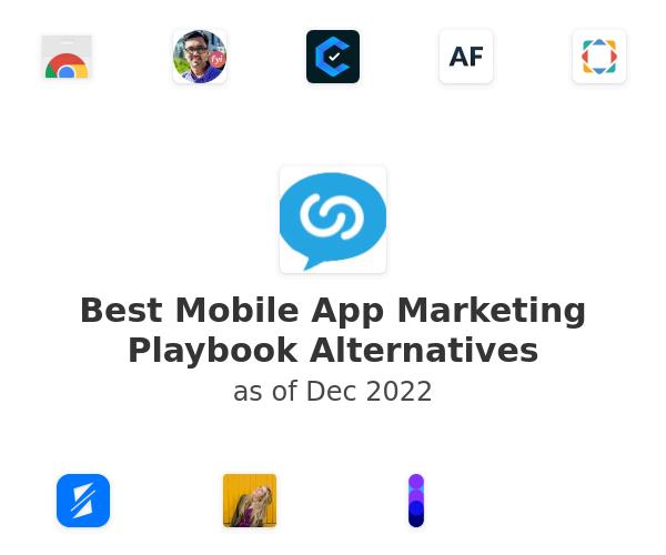 Best Mobile App Marketing Playbook Alternatives