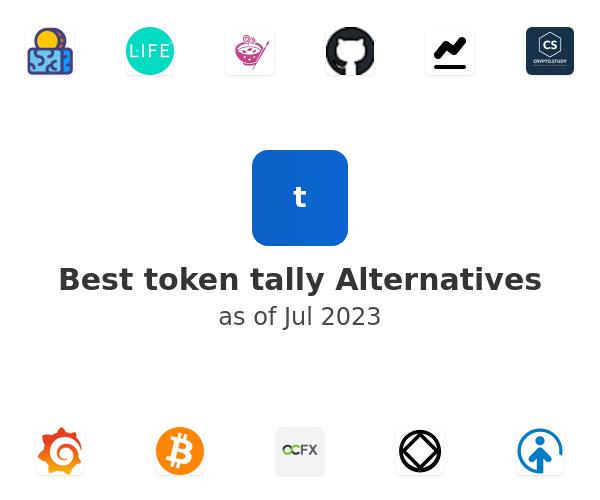 Best token tally Alternatives