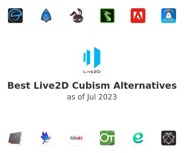 Best Live2D Cubism Alternatives