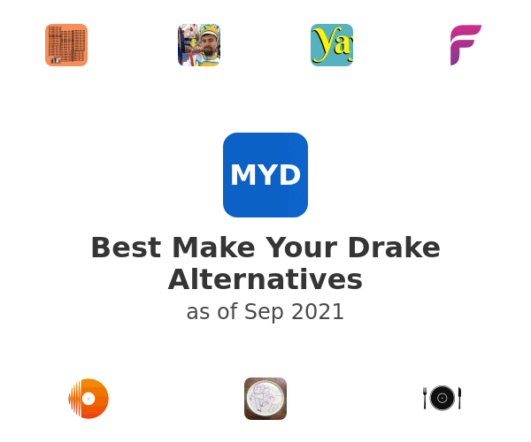 Best Make Your Drake Alternatives