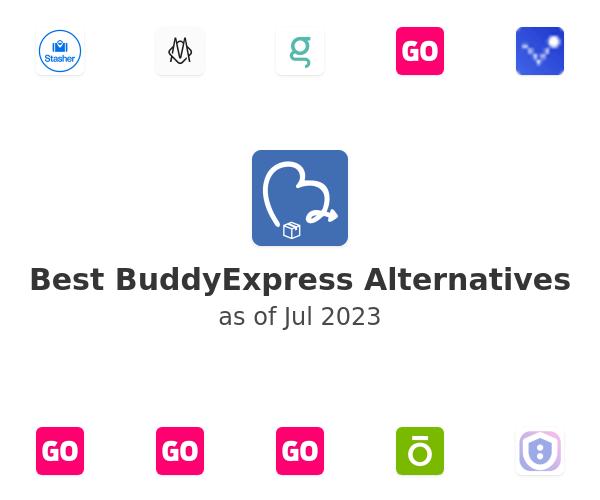 Best BuddyExpress Alternatives