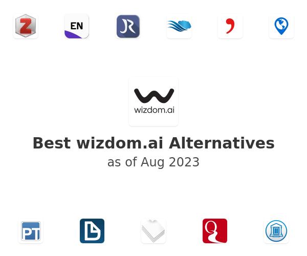 Best wizdom.ai Alternatives