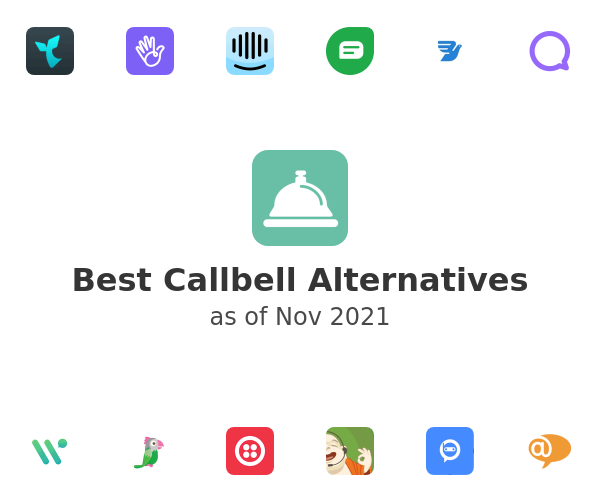 Best Callbell Alternatives